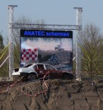 LED Display - Crazy Cross Bergeijk