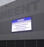 LED Display - Sportcomplex de Meent
