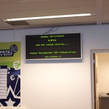 Informatie display