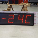 Temperatuur Display